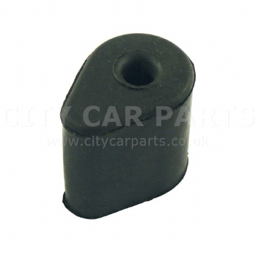 Jeep Wrangler Models 4.0 l 1997 to 2001 Rear Exhaust Rubber Mounting Supporting